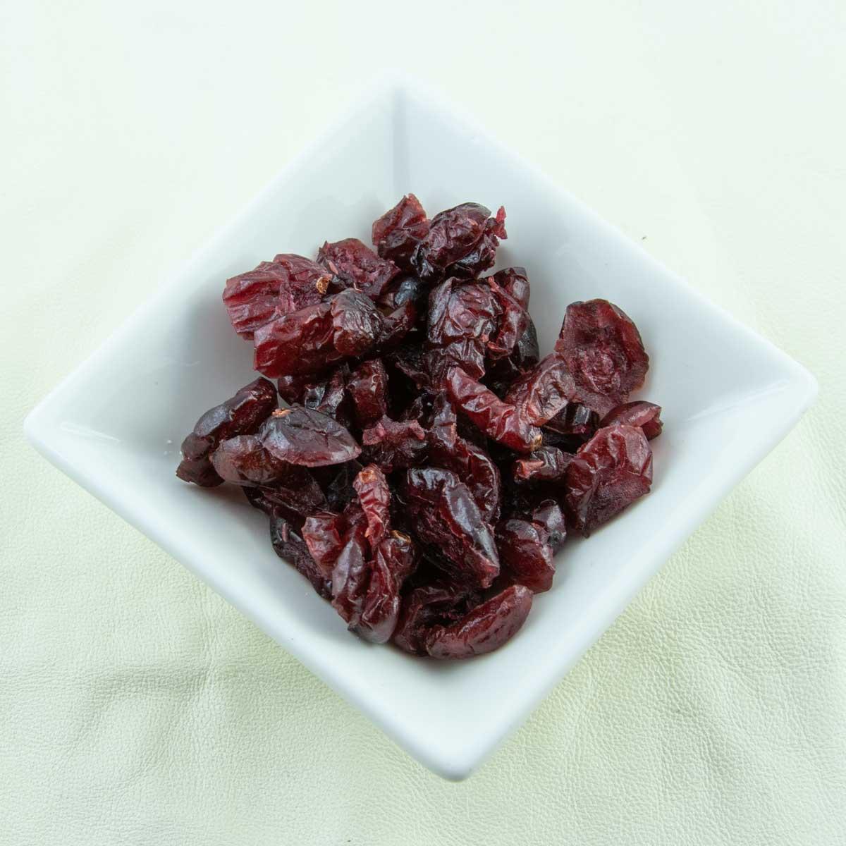 Cranberrys in Ananasdicksaft 200g