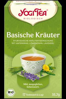 Basische Kräuter (Yogi Tea)