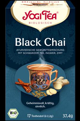 Black Chai (Yogi Tea)