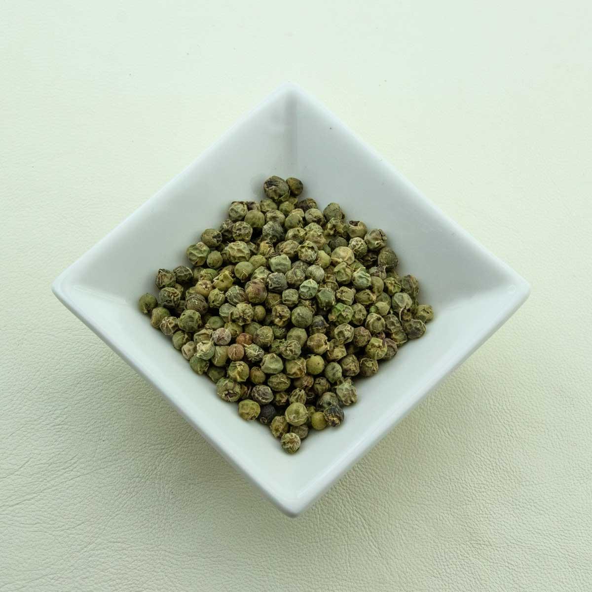 Pfeffer grün ganz 50g