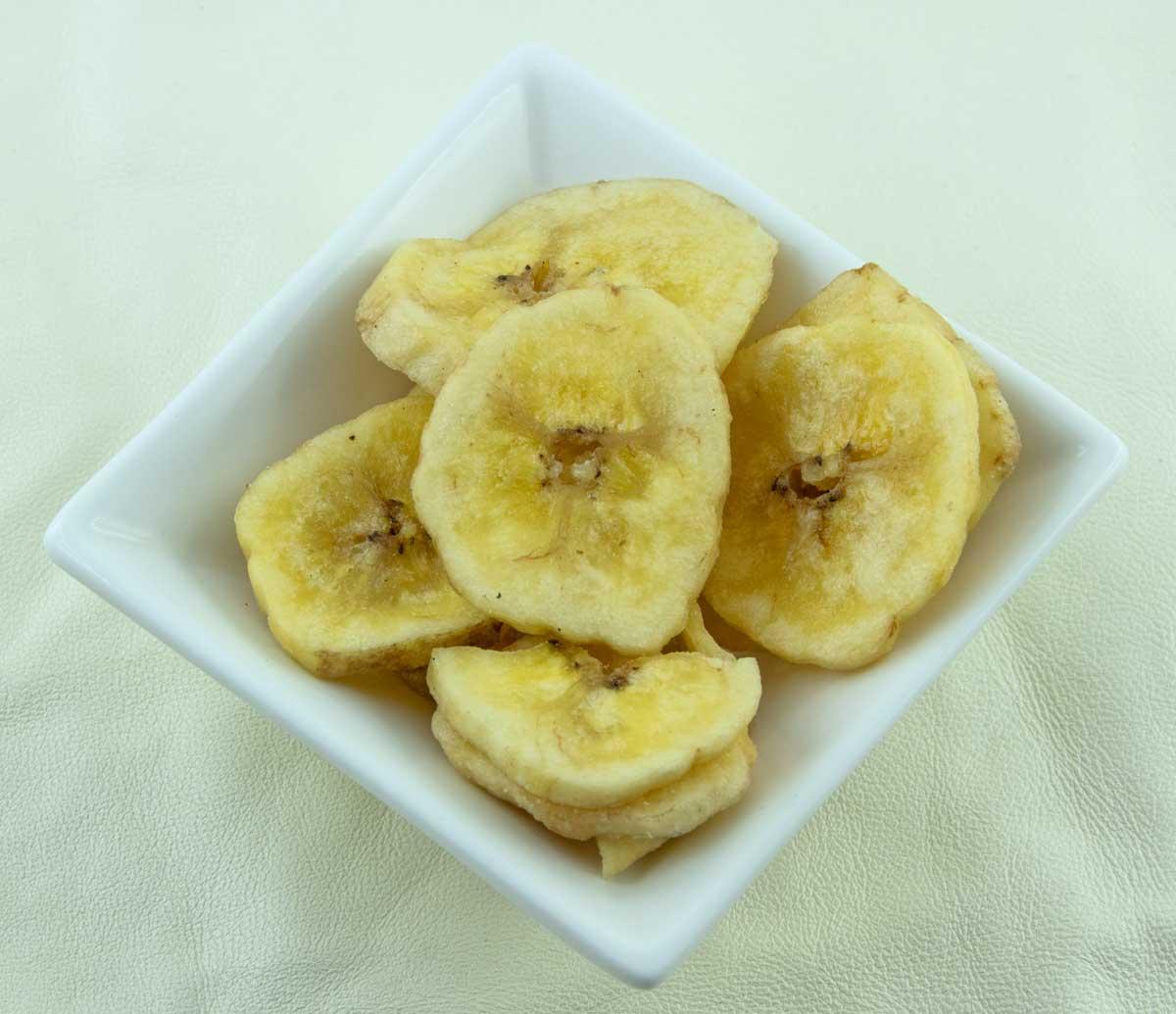 Bananenchips mit Honig 200g